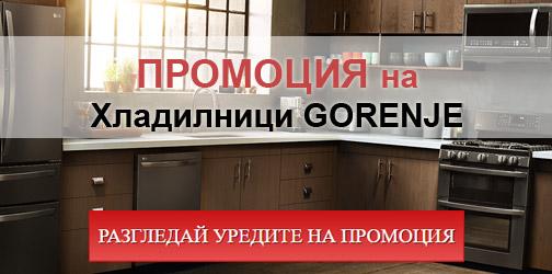 Промоция на Хладилници Gorenje
